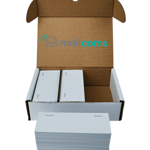 500 FP Mailing Postbase Single Cut Franking Labels