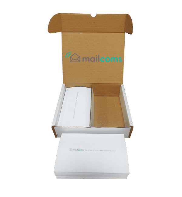 1000 Pitney Bowes Connect+ Series Long (175mm) Double Sheet Franking Labels (500 Sheets)