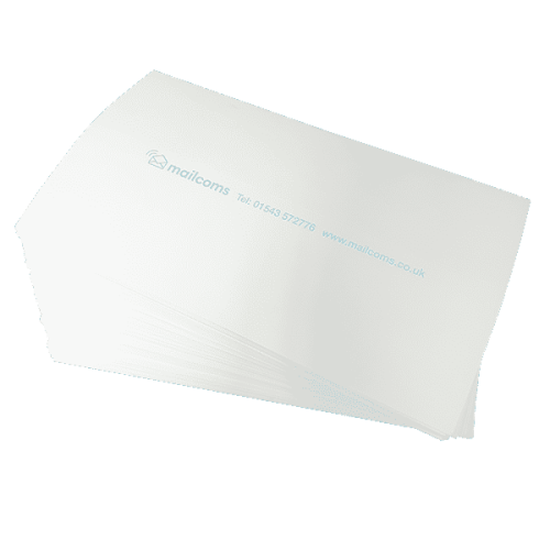 500 Neopost IS-330 / IS-350 Long (175mm) Double Sheet Franking Labels (250 Sheets)