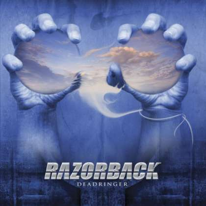 Razorback - Deadringer cover