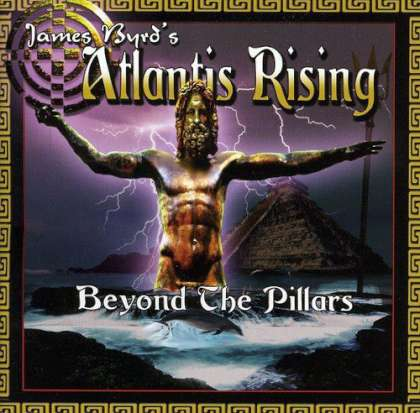 James Byrd's Atlantis Rising - Beyond The Pillars cover