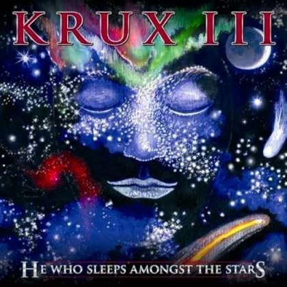 Krux - III - He Who Sleeps Among The Stars cover