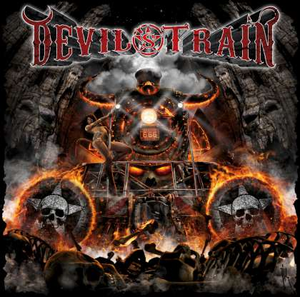 Devil's Train - Devil's Train cover