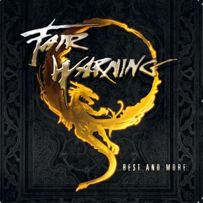 Fair Warning - Best and More cover