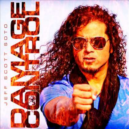 Jeff Scott Soto - Damage Control cover