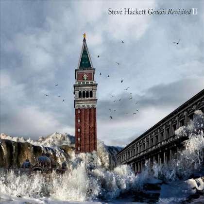 Steve Hackett - Genesis Revisited II cover