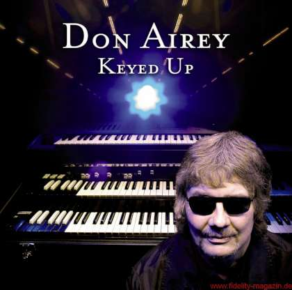 Don Airey - Keyed Up cover
