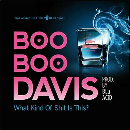 Boo Boo Davis - What Kind Of Shit Is This? cover