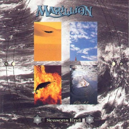 Marillion - Seasons End cover