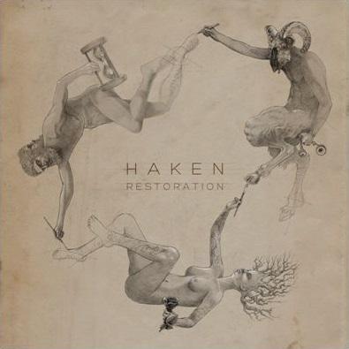 Haken - Restoration cover