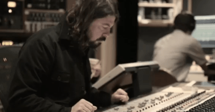 Dave Grohl Sonic Highways video still