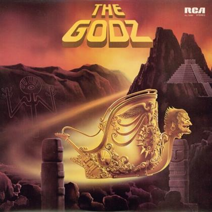 The Godz cover