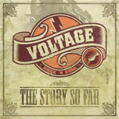 Voltage - The Story So Far cover