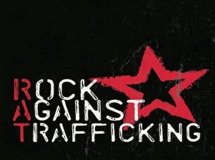 Rock Against Trafficking logo