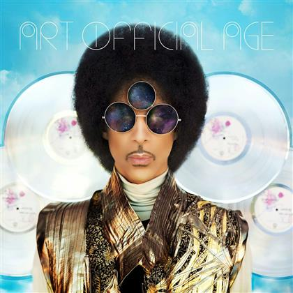 Prince - Art Official Age cover