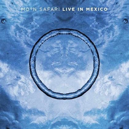 Moon Safari - Live In Mexico cover