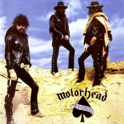 Motorhead - Ace Of Spades cover