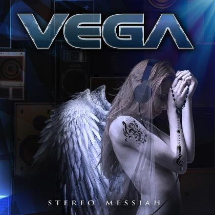Vega - Stereo Messiah cover