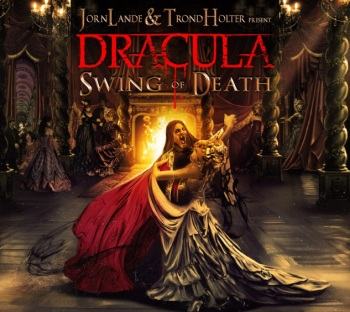 Jorn Lande & Trond Holter - Dracula Swing Of Death cover