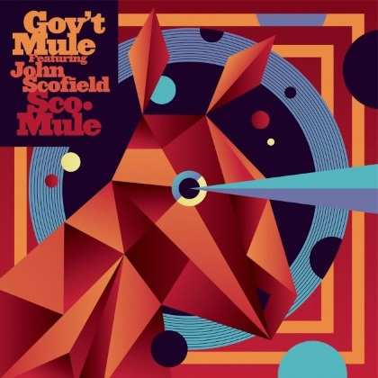 Gov't Mule feat. John Scofield cover
