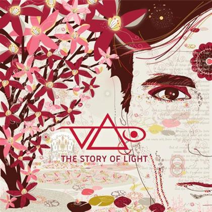 Steve Vai - The Story Of Light cover