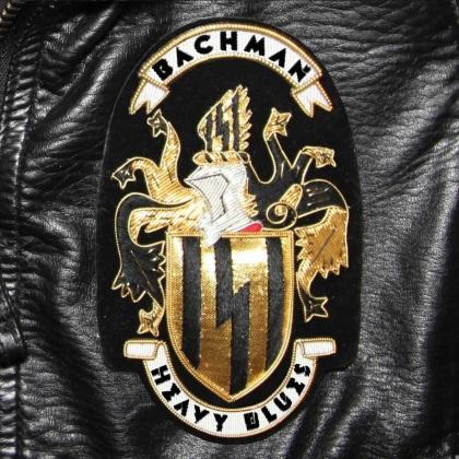 Bachman - Heavy Blues cover