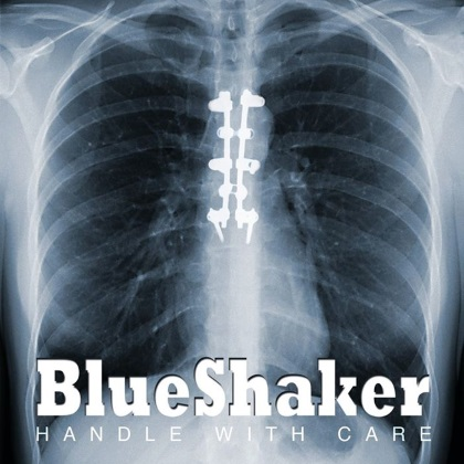BlueShaker - Handle With Care cover