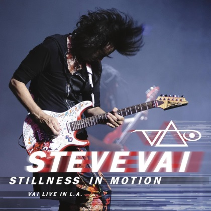 Steve Vai - Stillness in Motion cover