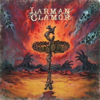 Larman Clamor - Beetle Crown & Steel Wand cover
