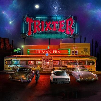 Trixter - Human Era cover