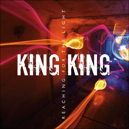 King King - Reaching For The Light cover