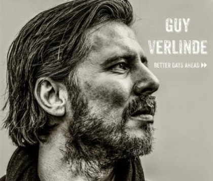 Guy Verlinde - Better Days Ahead cover