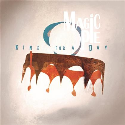 Magic Pie - King for A Day cover