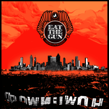 Eat The Gun - Howlinwood cover