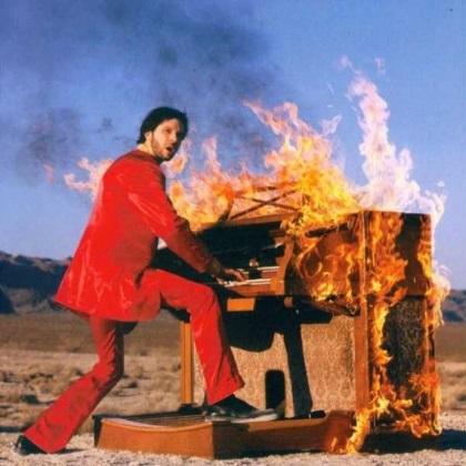 Paul Gilbert - Burning Organ cover