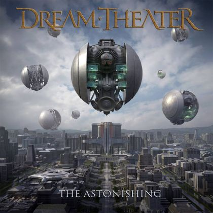 Dream Theater - The Astonishing cover