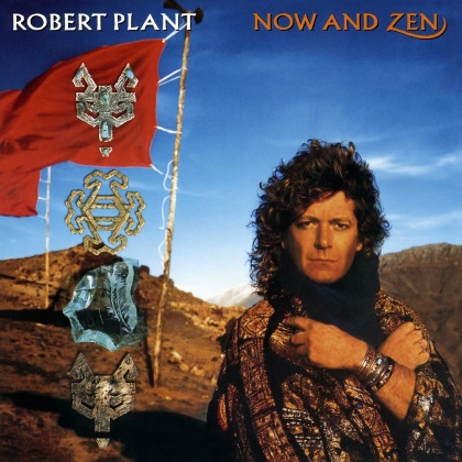 Robert Plant - Now And Zen cover