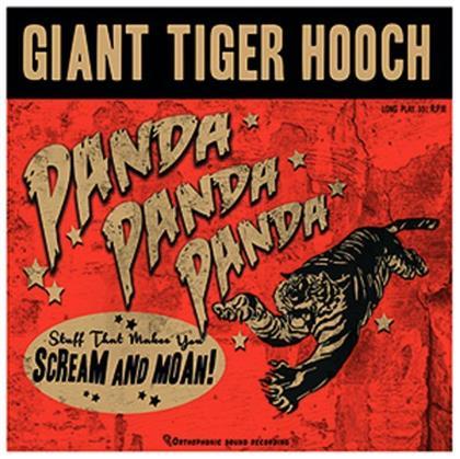 Giant Tiger Hooch - Panda! Panda! Panda! cover