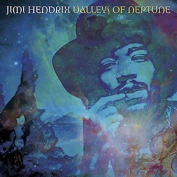 Jimi Hendrix - Valleys Of Neptune cover