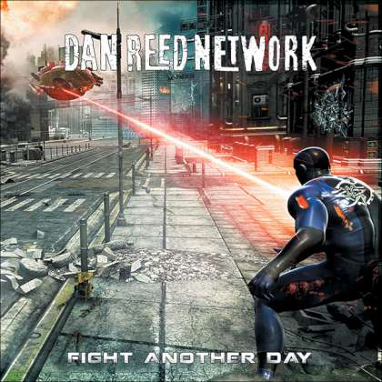 Dan Reed Network - Fight Another Day cover