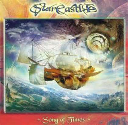 Starcastle - Song of Times cover