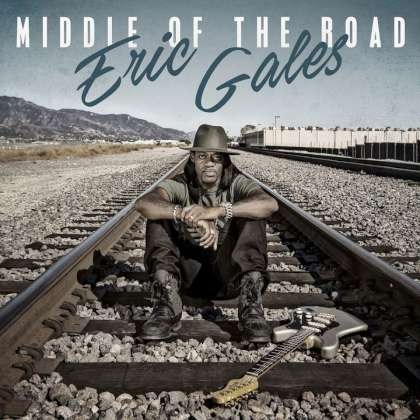 Eric Gales - Middle Of The Road cover
