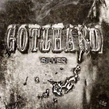 Gotthard - Silver cover