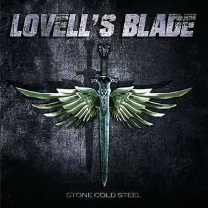 Lovell's Blade - Stone Cold Steel cover