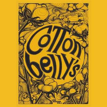 Cotton Belly's - Live Session Vol. 1 cover