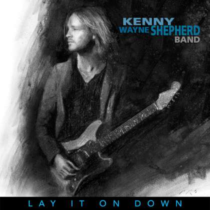 Kenny Wayne Shepherd Band - Lay It On Down cover
