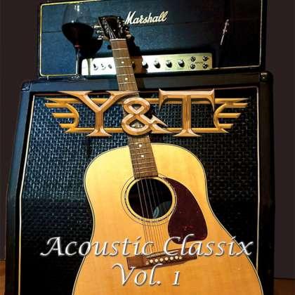 Y&T Acoustic Classix, Vol. 1 cover