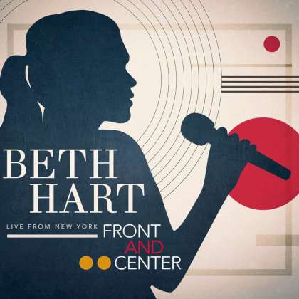 Beth Hart - Front And Center cover