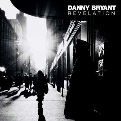 Danny Bryant - Revelation cover