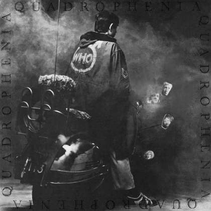The Who - Quadrophenia cover